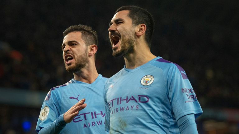 Gundogan is open to taking a pay cut during the coronavirus pandemic