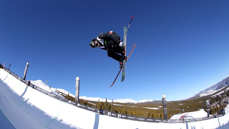 Kenworthy is a multi-disciplined freeskier