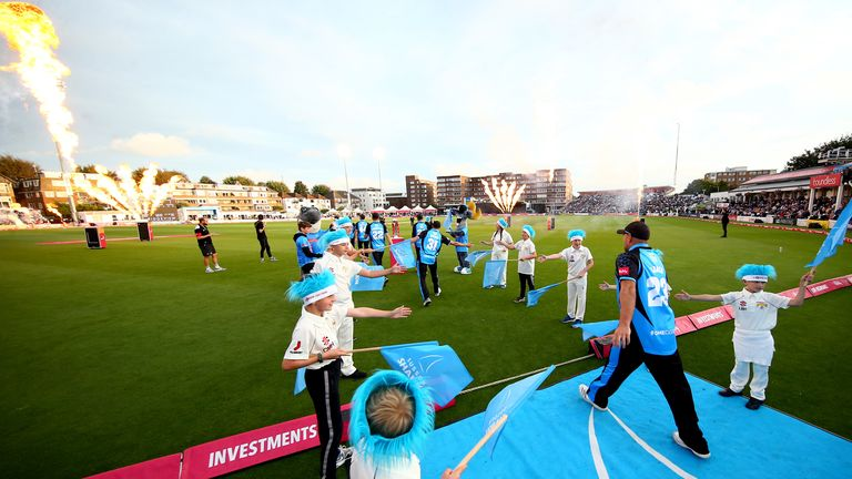 Hove will stage the final of the women's Hundred competition on 14 August