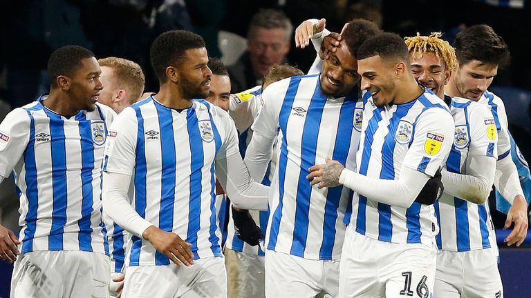 Huddersfield are set to return to training on Monday, along with other Championship clubs