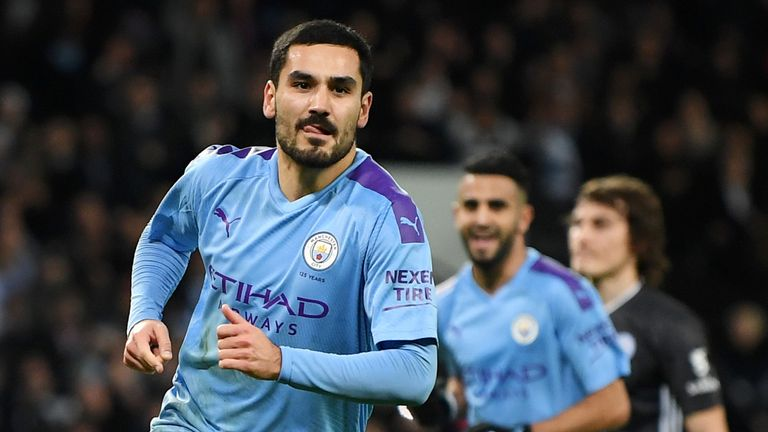 Ilkay Gundogan admits the prospect of cancelling the Premier League season is bound to split opinion