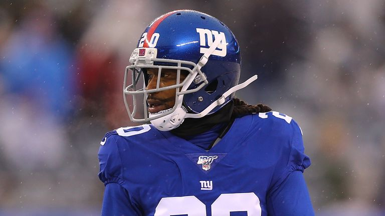 CB Janoris Jenkins has been waived/injured by Giants