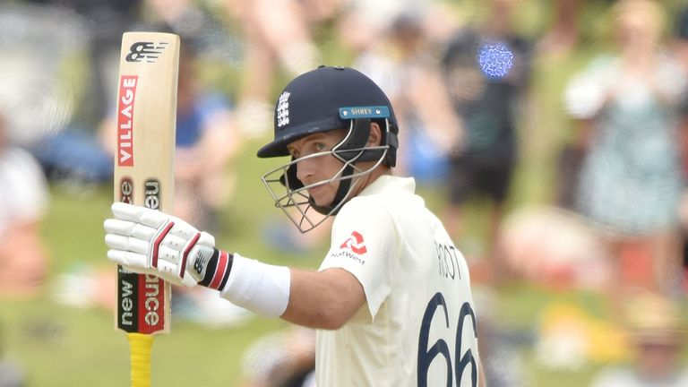 Root has now scored 33 international centuries for England