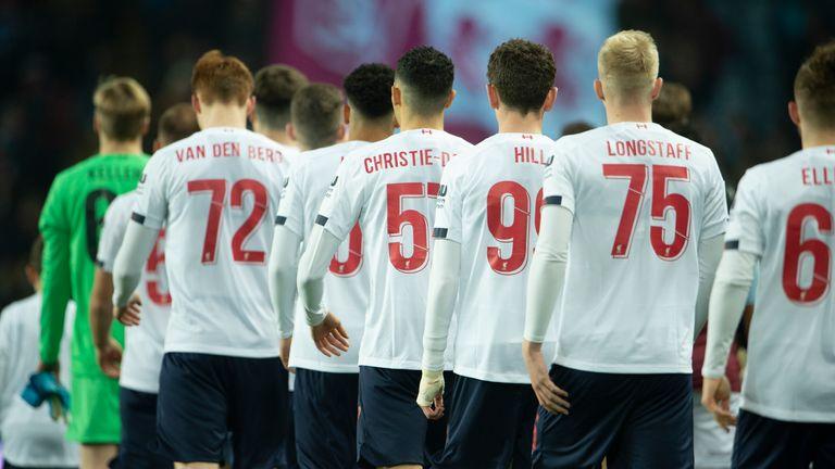 Liverpool lost 5-0 at Aston Villa but Harvey Elliott and ...