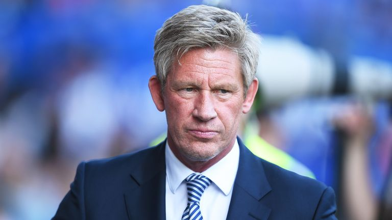 Marcel Brands is director of football at Everton