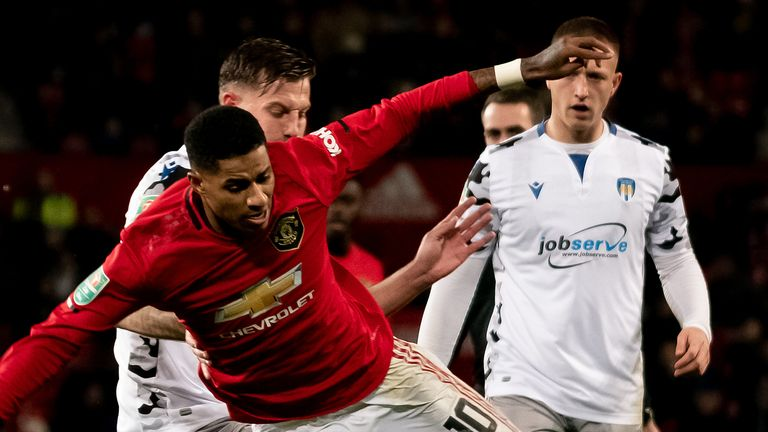League Two play-off semi-finalists Colchester were one of two EFL sides to reach the quarter-finals of last season's Carabao Cup, before they were beaten 3-0 at Manchester United