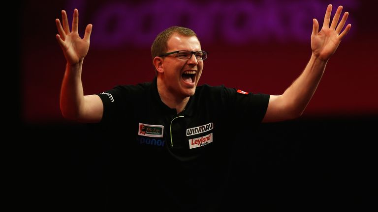 Mark Webster fears MVG's averages are dropping far too low