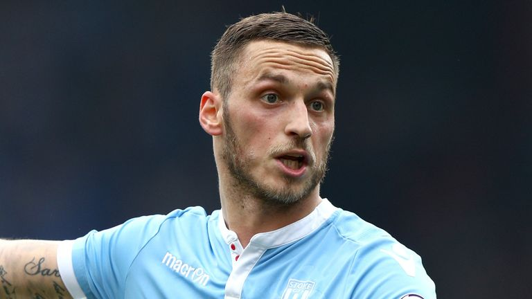 Marko Arnautovic left West Ham to make a lucrative move to Shanghai SIPG in July
