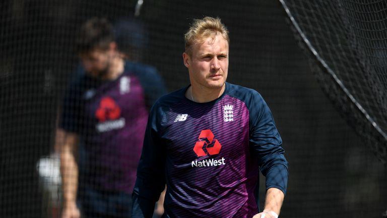 Leg-spinner Matt Parkinson received his first England call-up for the tour of New Zealand