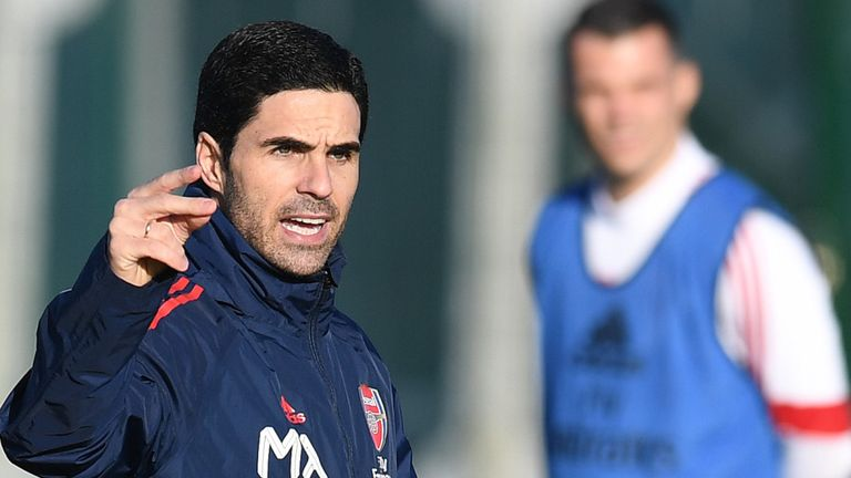 Mikel Arteta has confirmed the fresh additions to his coaching staff