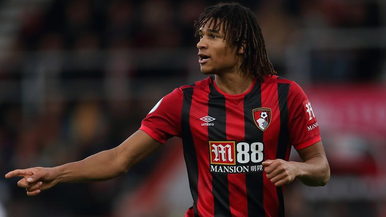 Chelsea have a £40m buy-back option for Bournemouth's Nathan Ake