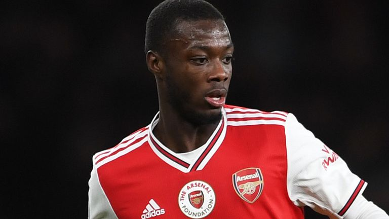 Arsenal spent big on Nicolas Pepe in the summer