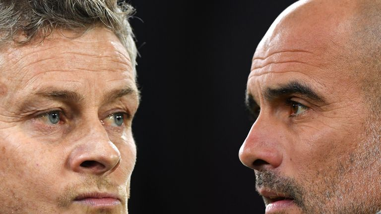 Ole Gunnar Solskjaer is a club legend but he is not Pep Guardiola