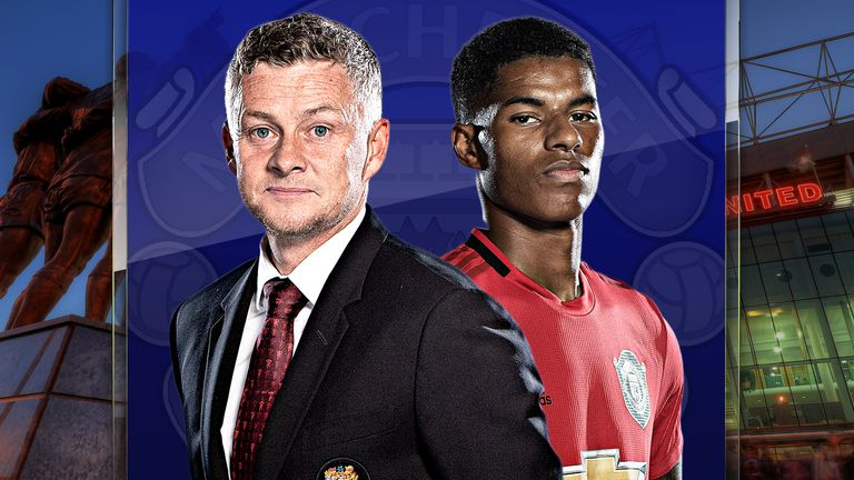Ole Gunnar Solskjaer is helping to get the best out of Marcus Rashford