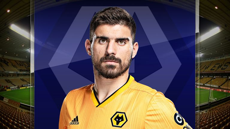 Ruben Neves is having an impact for Wolves after a positional change
