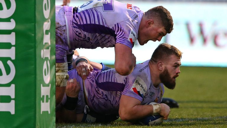 Exeter have won on their last three visits to the AJ Bell Stadium