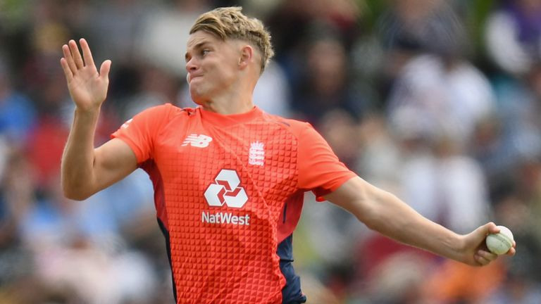 Sam Curran was the most expensive England player in the 2020 IPL auction as he was sold to the Chennai Super Kings for £590,000