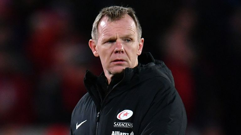 Mark McCall says Saracens are considering launching a complaint