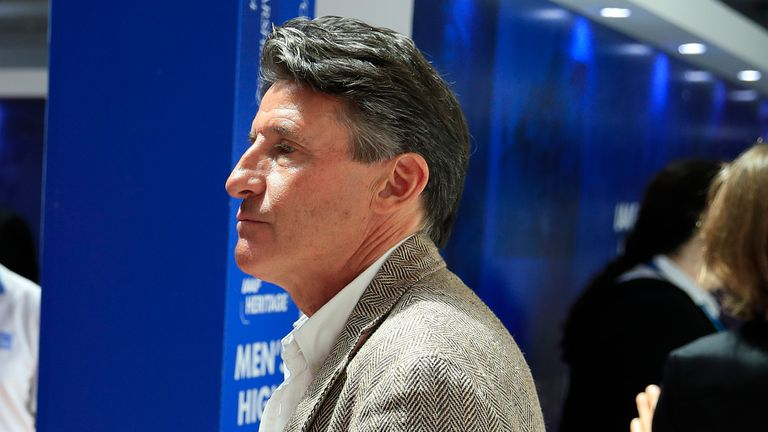 IAAF President Lord Sebastian Coe has vowed to protect 'clean athletes'