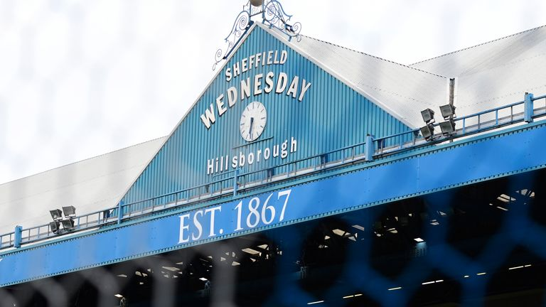 Sheffield Wednesday dispute the charges being brought against the club