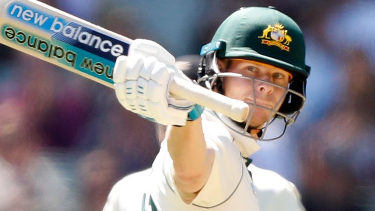 Smith helps Australia take control over New Zealand in second Test