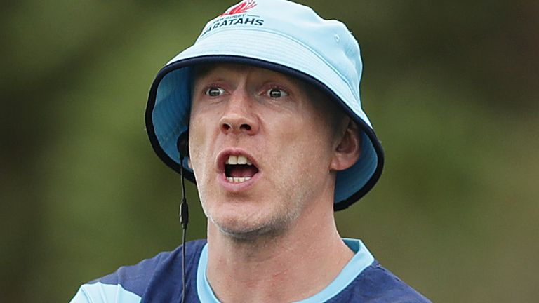 Scotland: Matt Taylor joins Australia as Steve Tandy becomes national assistant