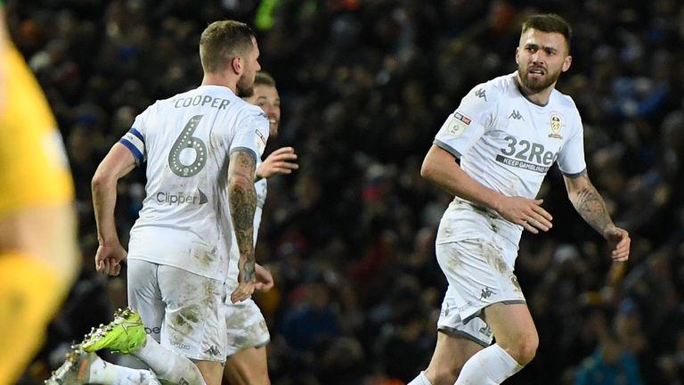 Leeds drew 1-1 with Preston on Boxing Day