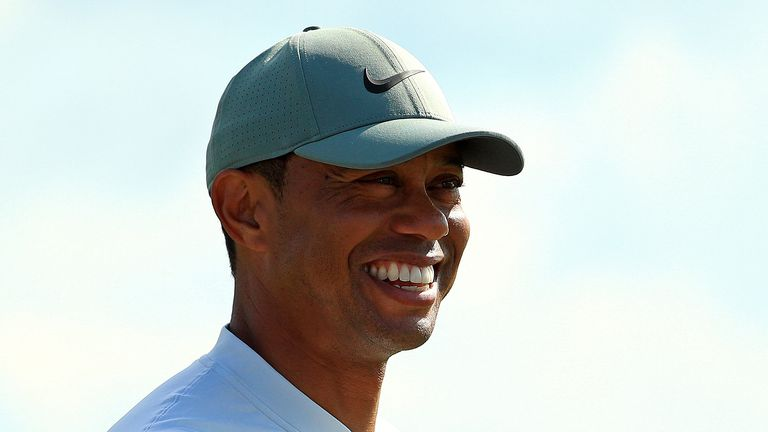 Tiger Woods could play four games at Royal Melbourne Golf Club