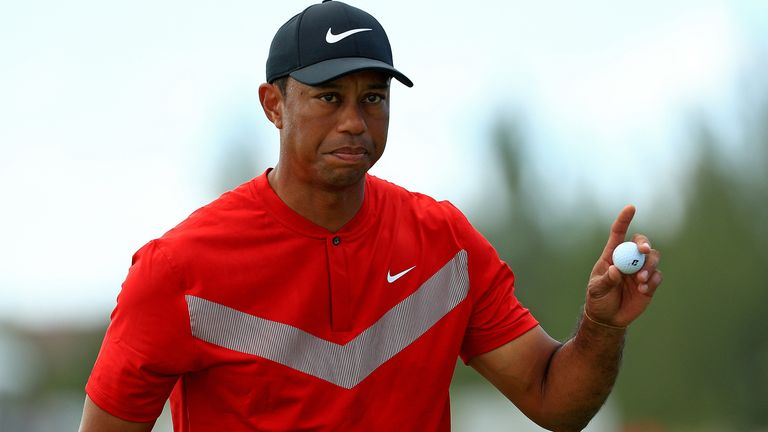 Woods is bidding to surpass Sam Snead as the all-time leading winner on the PGA Tour