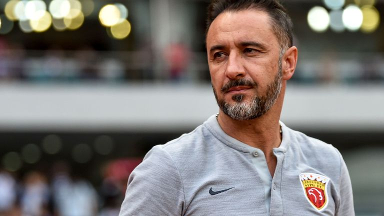 Vitor Pereira looks to be Everton's top target to replace Marco Silva