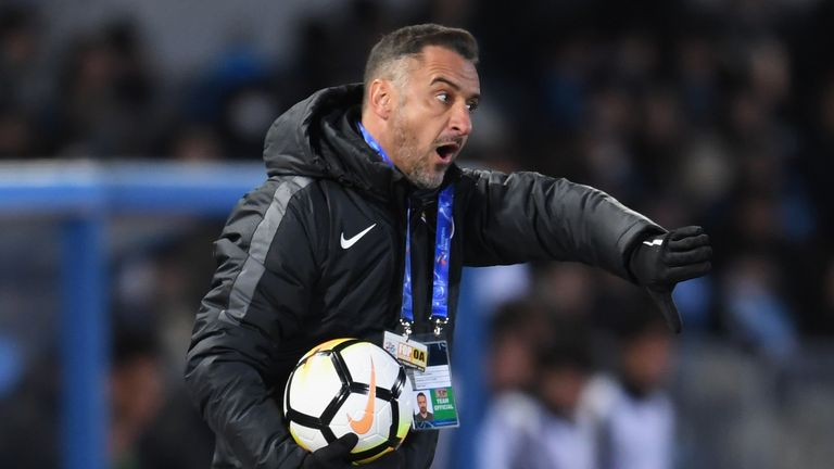 Vitor Pereira rules himself out of running for Everton job