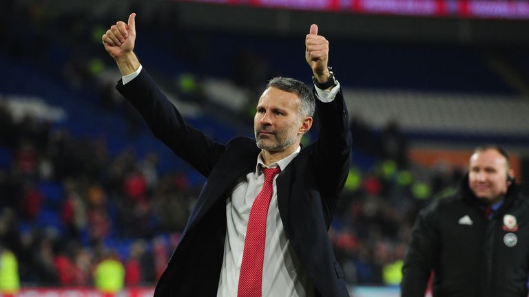 Ryan Giggs wants to take a leaf out of Liverpool's book for Wales