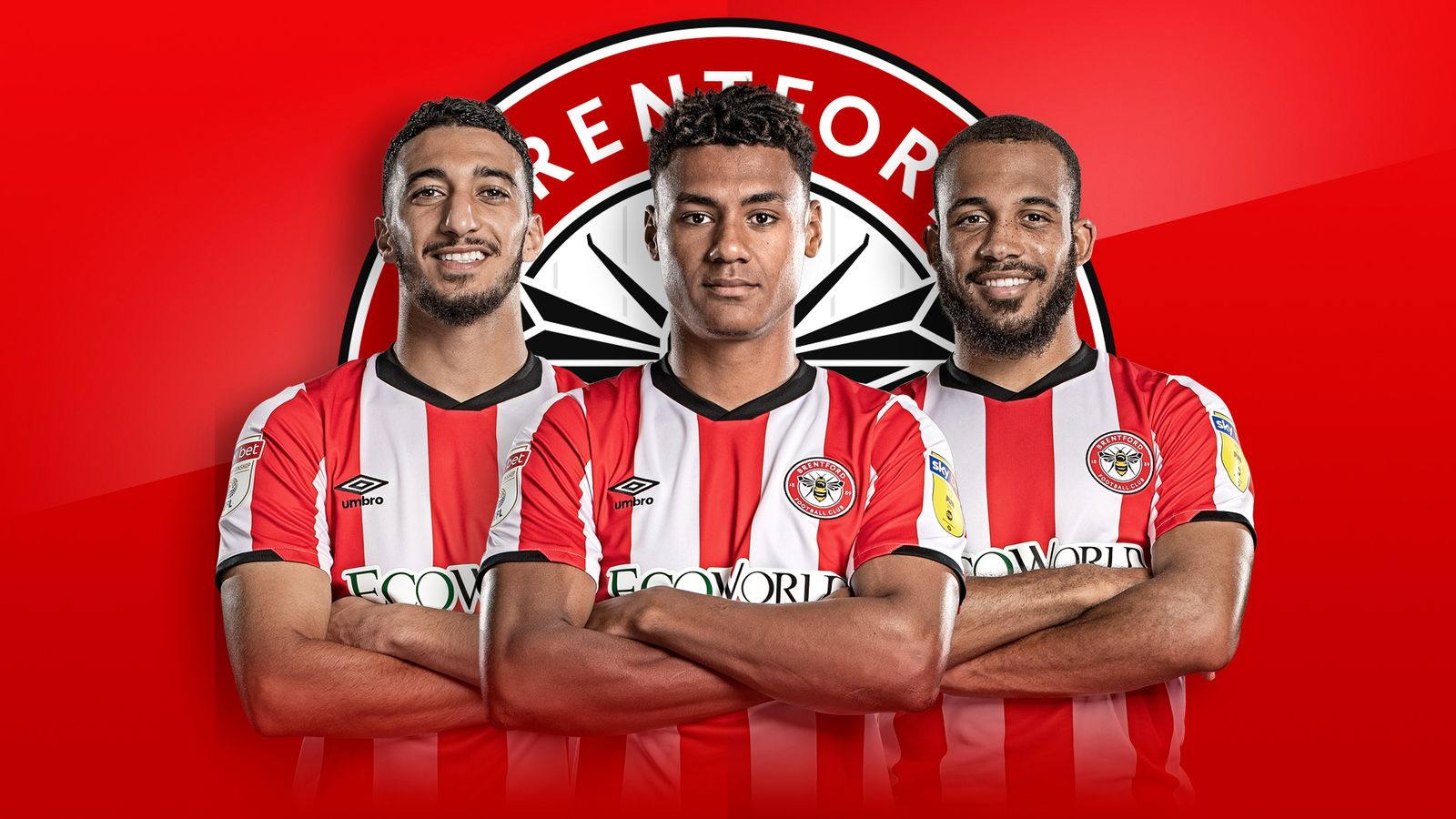 Said Benrahma, Bryan Mbeumo, Ollie Watkins: The BMW hoping to drive Brentford to glory - Sky Sports