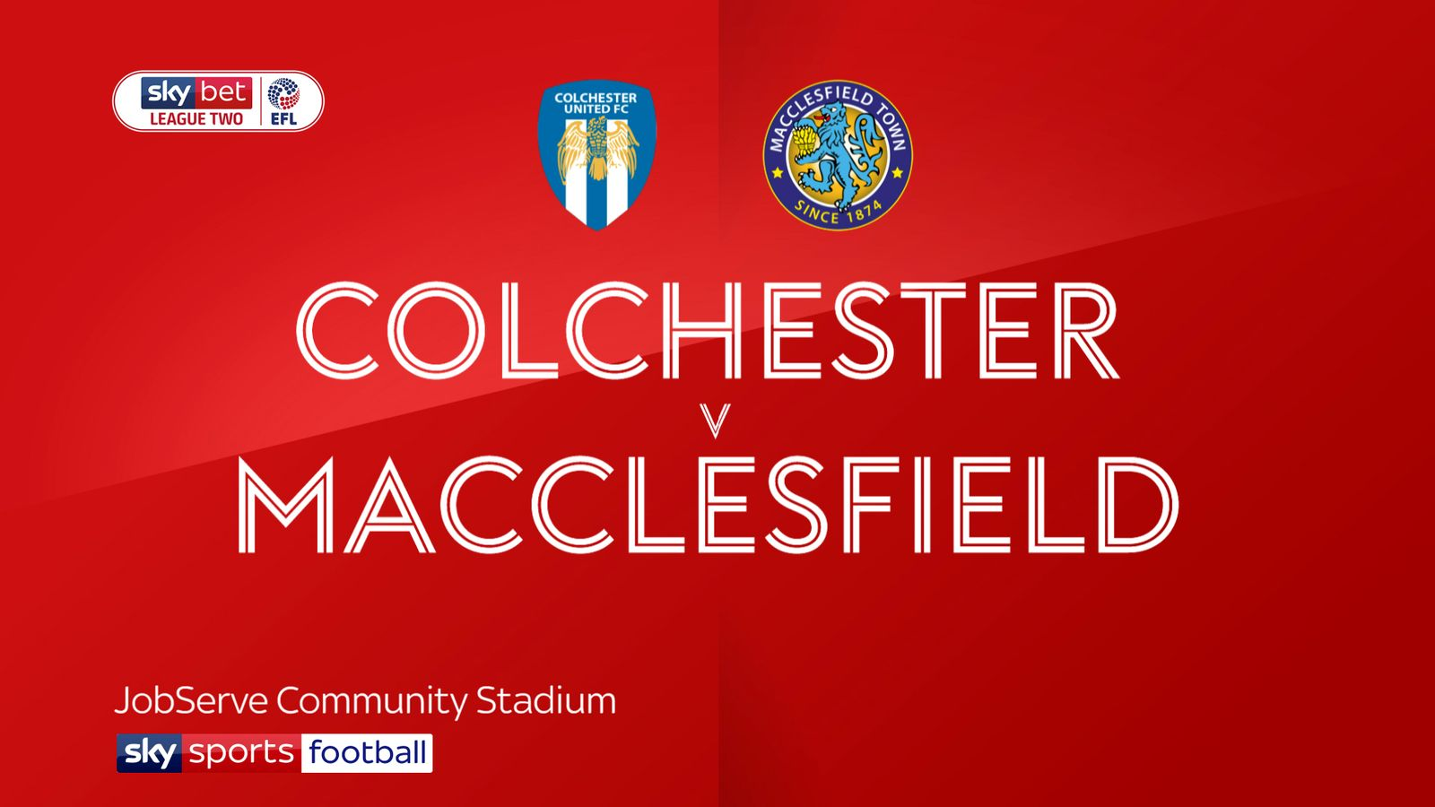 Colchester 2-1 Macclesfield: Mark Kennedy's first game as Town boss ends in defeat