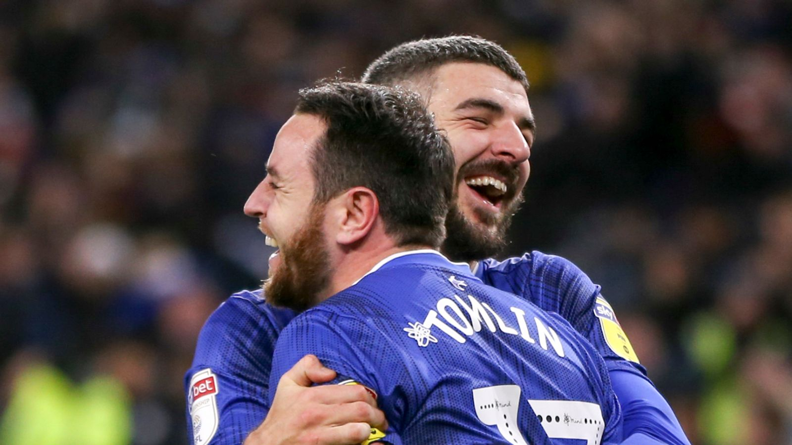 Cardiff 2-1 West Brom: Lee Tomlin free-kick fires Bluebirds to victory as Baggies are knocked off top