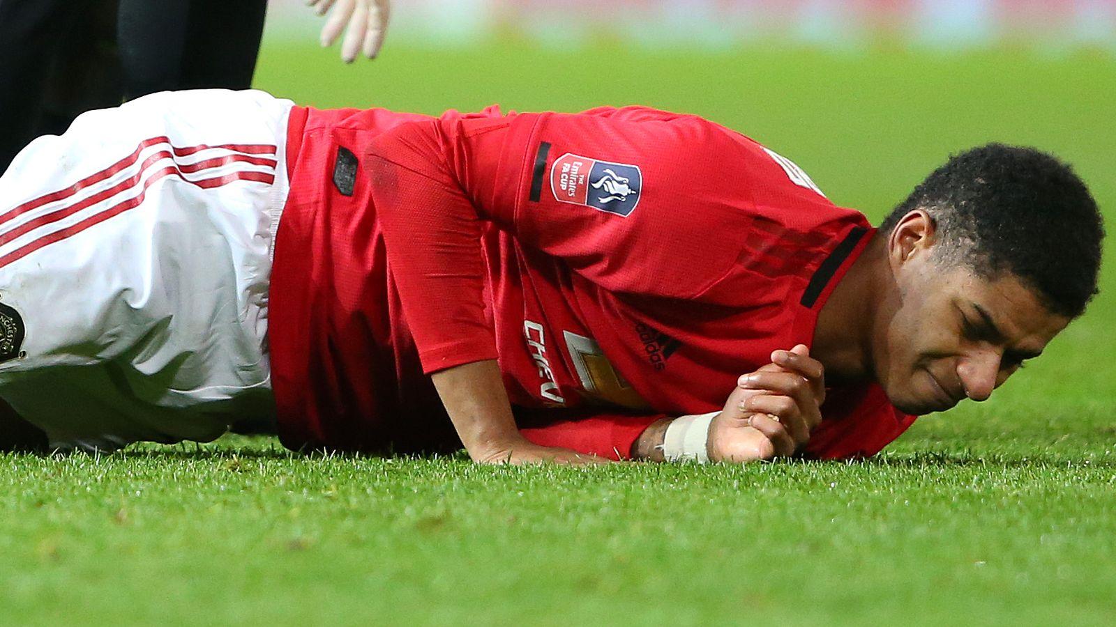 Pep Guardiola: Ojalá Marcus Rashford jugara para Manchester United vs Manchester City | Noticias de futbol 4