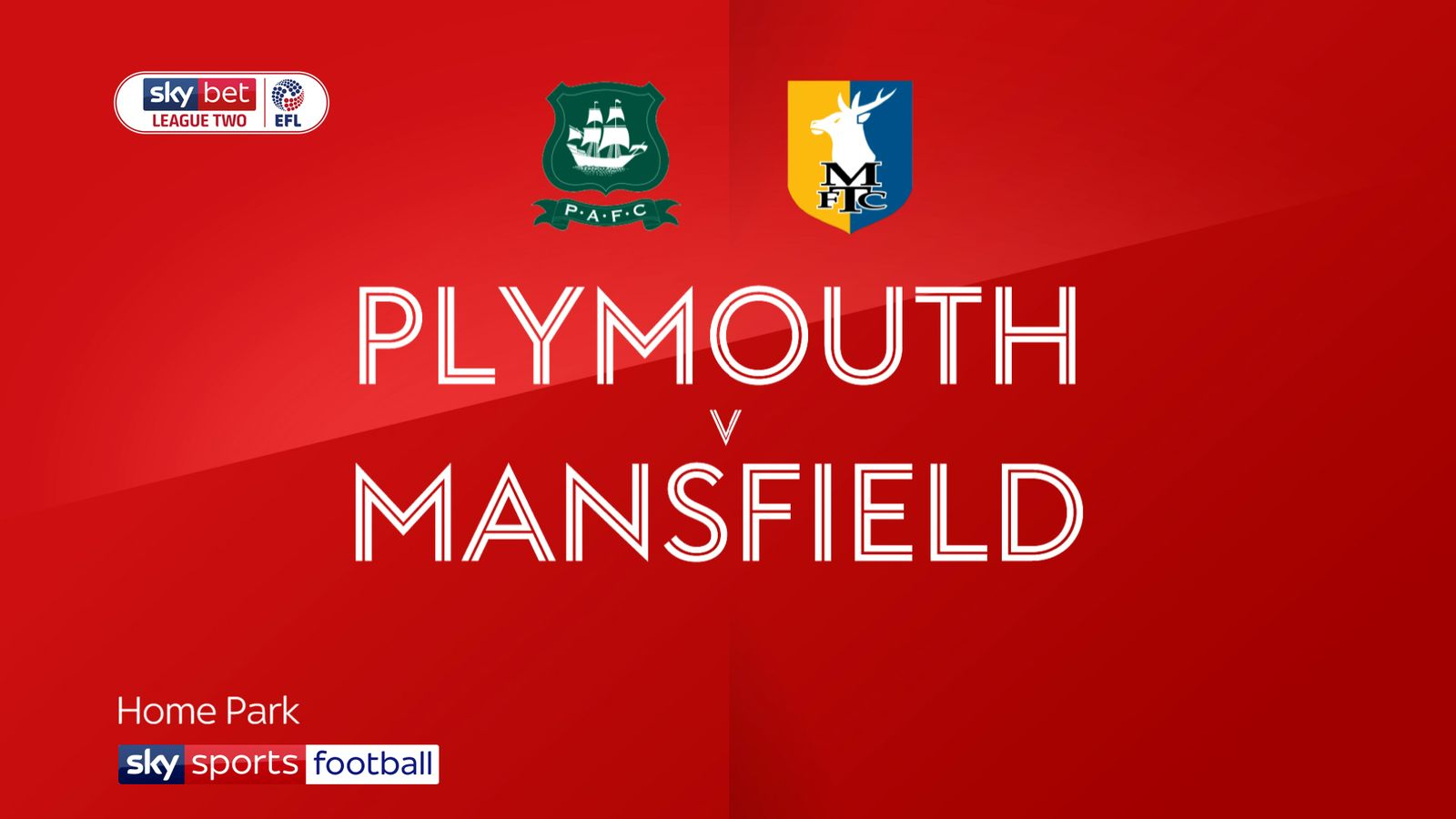 Plymouth 3-1 Mansfield: Argyle win third League Two game in succession