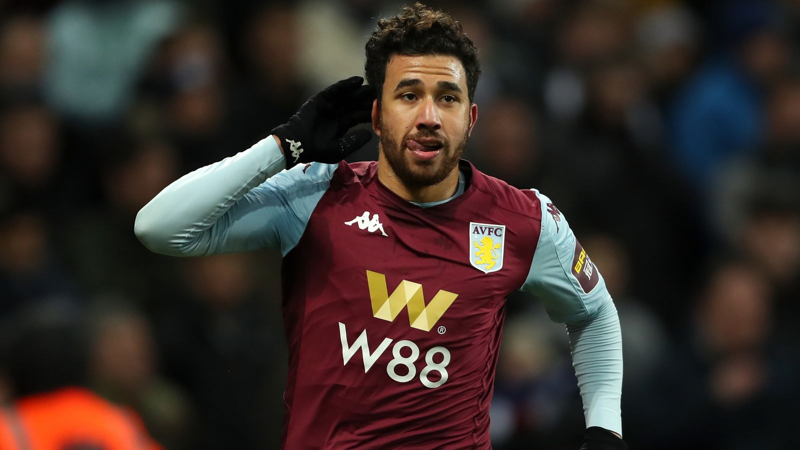 Aston Villa 2-1 Leicester (3-2 agg): Wembley for Villa after Trezeguet goal in stoppage-time