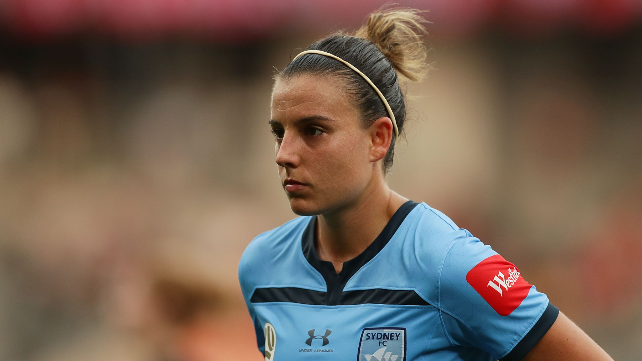 Liverpool Women sign goalkeeper Rylee Foster, who has 'You'll Never Walk Alone' tattoo