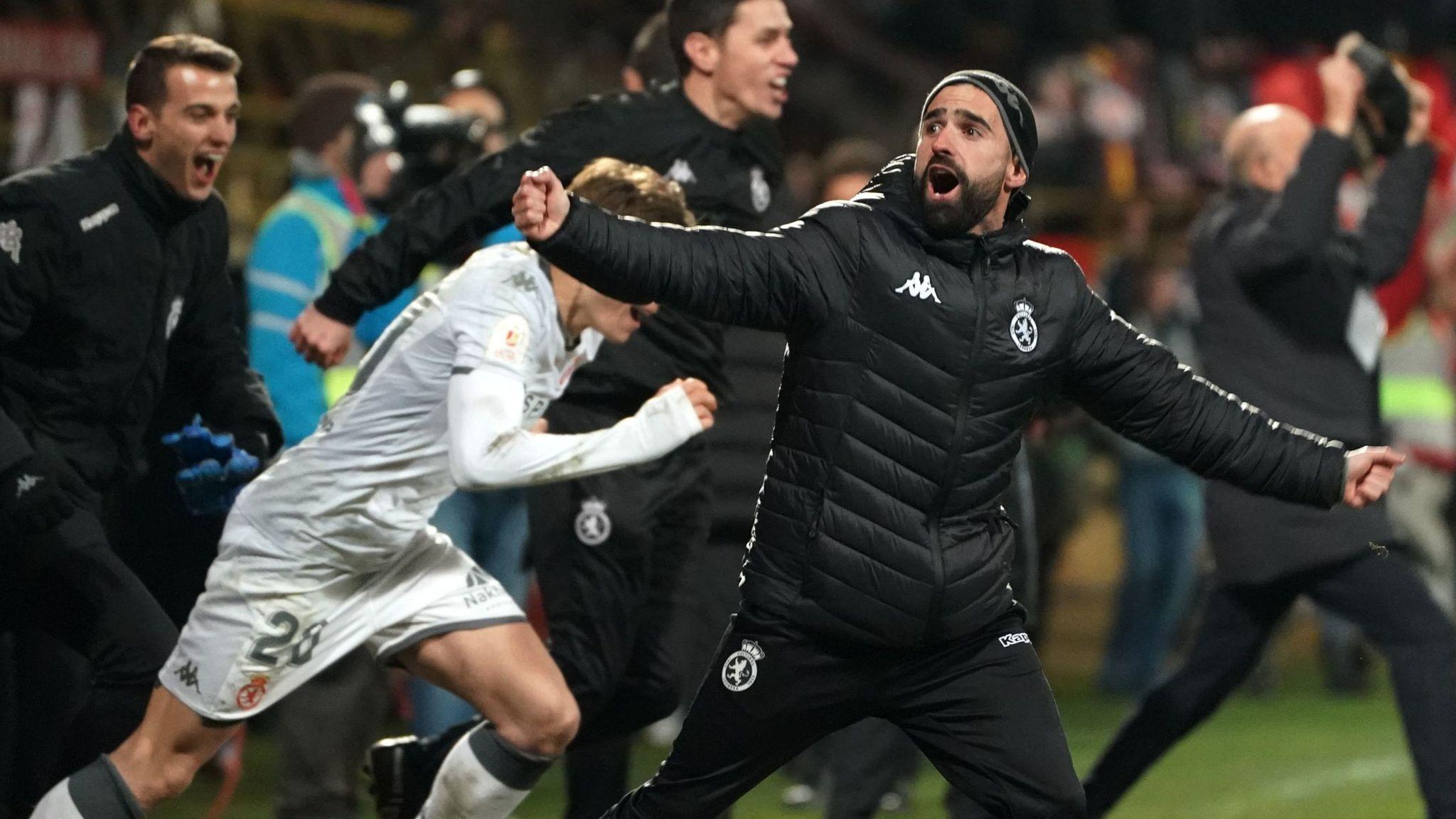 Cultural Leonesa 2-1 Atletico Madrid: La Liga giants suffer shock Copa del Rey exit