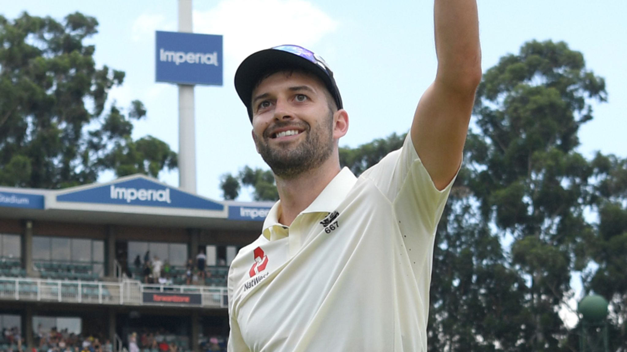 Mark Wood takes five as England bowl South Africa out for 183