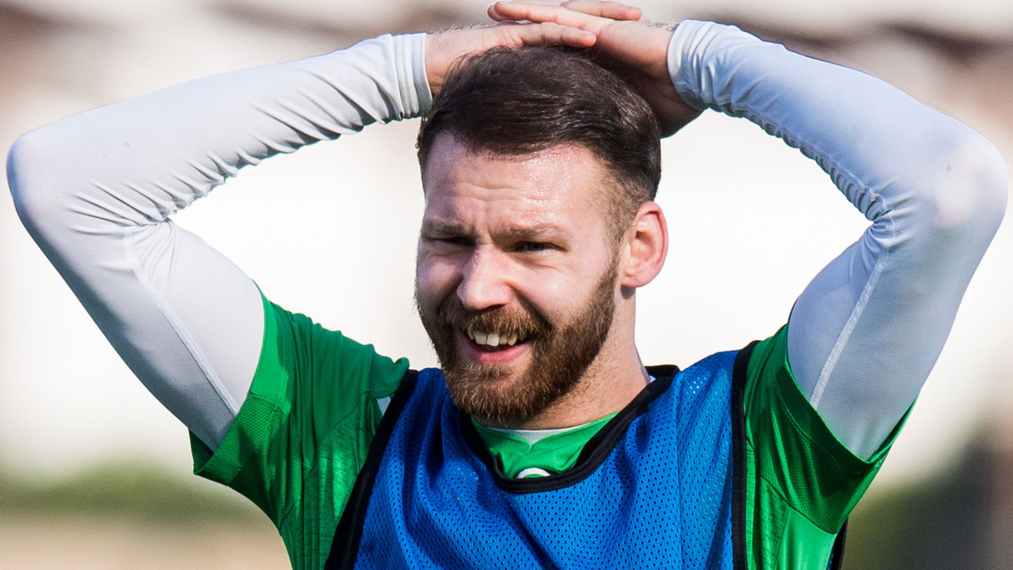 Martin Boyle to Celtic is 'pure speculation', says Neil Lennon