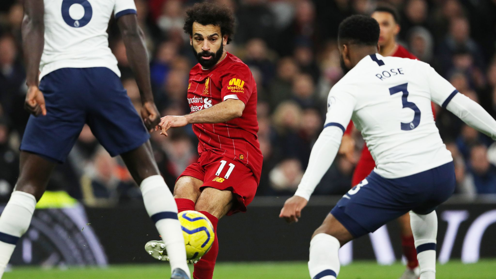 Mohamed Salah exclusive interview: Adapting at Liverpool and hunting down the Premier League title