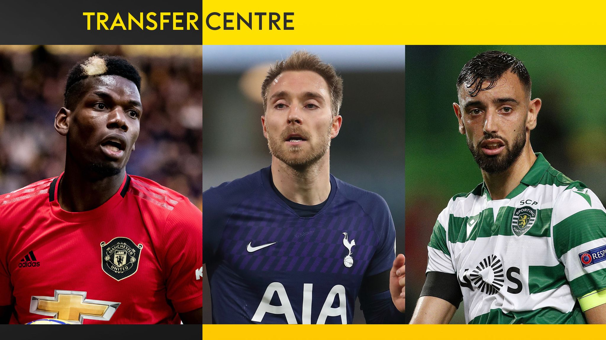 Transfer Centre: Odion Ighalo, Christian Eriksen and Danny Rose latest