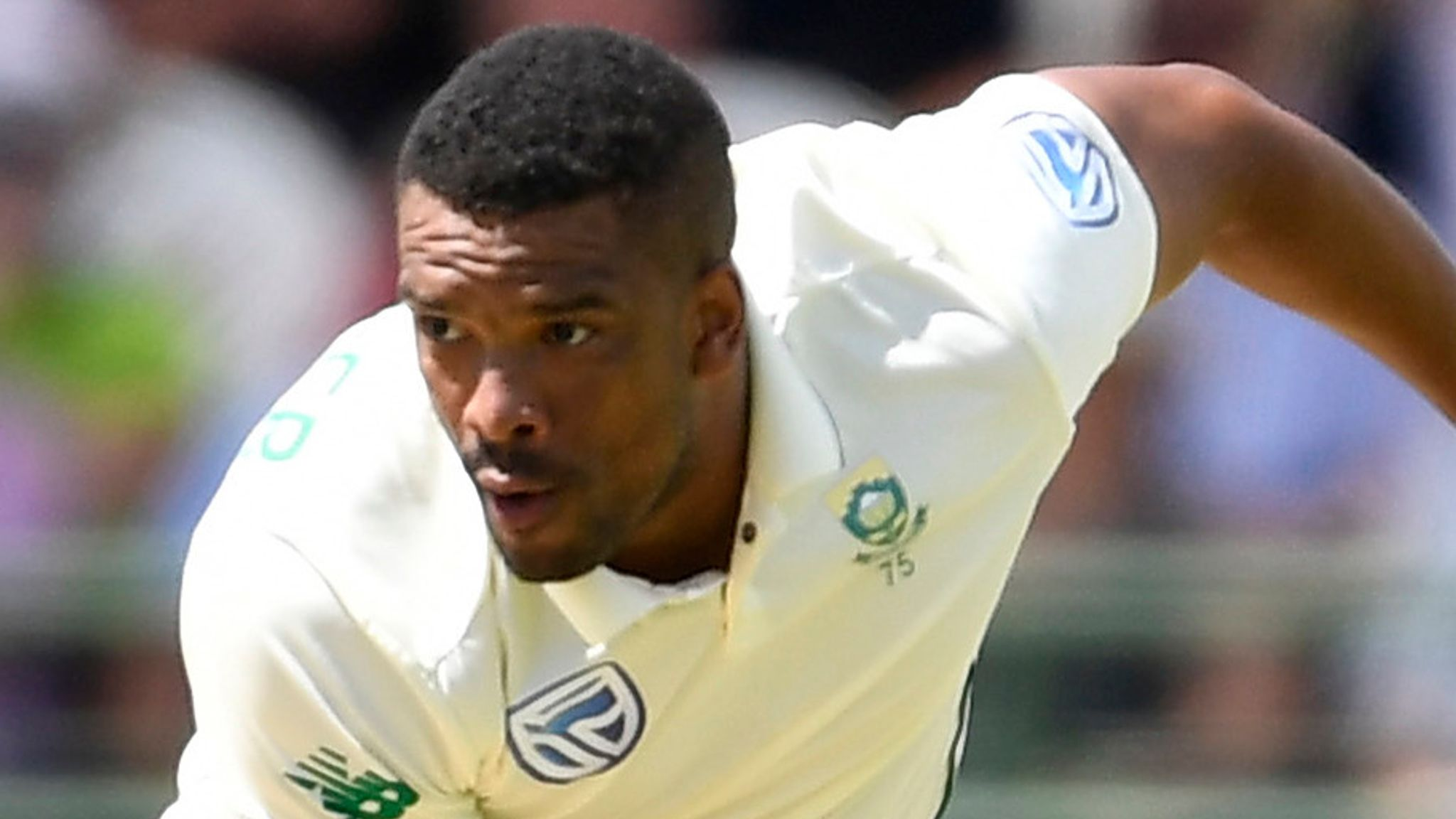 South Africa's Vernon Philander fined for inappropriate language after dismissing Jos Buttler