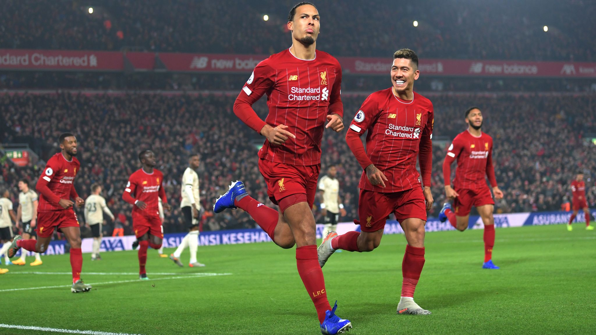 Liverpool 2-0 Manchester United player ratings: Jordan Henderson and Georginio Wijnaldum star