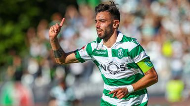 fifa live scores - Bruno Fernandes: Manchester United close to £60m deal with Sporting Lisbon for midfielder