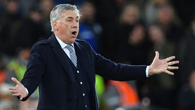 fifa live scores - Everton boss Carlo Ancelotti not keen on Liverpool celebrating at Goodison Park