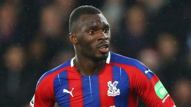 fifa live scores - Christian Benteke loan question riles Crystal Palace manager Roy Hodgson