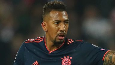 Bayern give Boateng lockdown fine after he visits ill son